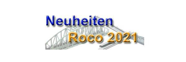 ROCO Neuheiten 2021