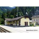 IGRA 211001 Bahnhof Krimml Lasercut Bausatz