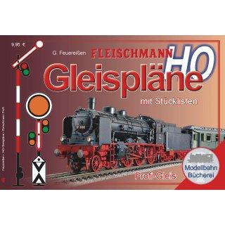 81398 - Gleisplanhandbuch für FLEISCHMANN-PROFI Gleise (H0)