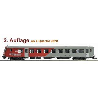 "74412 - Nahverkehrssteuerwagen 2. Klasse ""City-Shuttle"", ÖBB  Auflage II"