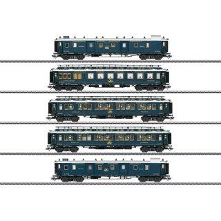 """Märklin 42790 Schnellzugwagen-Set 1 """"Simplon-Orient-Express"""""""