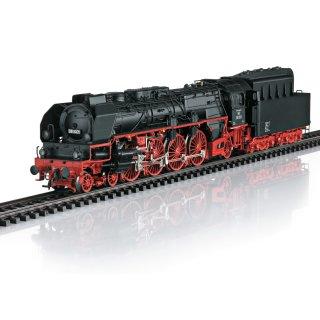 TRIX 22912 Schnellzug-Dampflokomotive Baureihe 08, mit Kohlenstaub-Tender