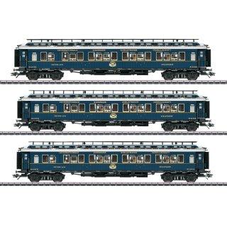 """Märklin 42791 Schnellzugwagen-Set 2 """"Simplon-Orient-Express"""""""