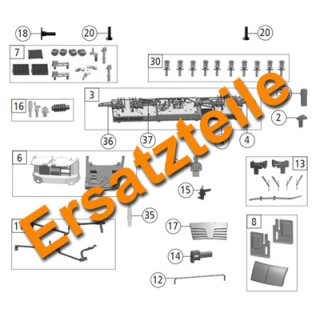 85544 - Stromabnehmer BR112 - DS A200